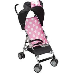 Disney Umbrella Stroller with Basket Pink Minnie – Baby Utensils Ideas Car Seat And Stroller, Umbrella Stroller, Jogging Stroller, Baby Car Seats, Toddler Stroller, Best Baby Strollers, Double Strollers, Disney With A Toddler, Baby Disney