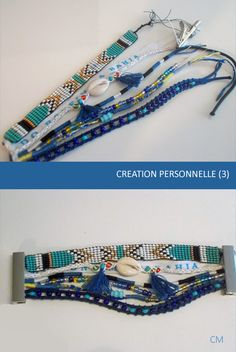 Manchette DIY - N°3