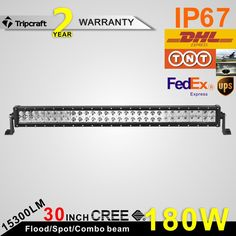 93.78$  Buy now - http://alig1y.worldwells.pw/go.php?t=32748776752 - 30INCH 180W LED Light Bar Combo Offroad Led Work Light Bar Driving Lamp for 12v 24v Truck SUV 4X4 4WD ATV Night Driving Lighting 93.78$