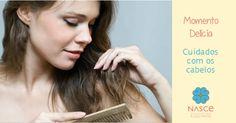 O cabelo é uma das principais preocupações das mulheres durante a gestação, por isso o Momento Delícia dessa semana é um processo de cuidado com os cabelos sem perigo para este período.