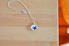 Siamese Cat Necklace by jamieshelman on Etsy, $40.00