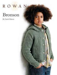 Bronson Free  Knitting Pattern