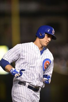 Anthony Rizzo -- so im pretty sure if i dont meet him i will litterally die!!
