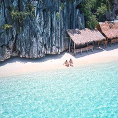 Traveling In The Philippines. A lot of people visit Southeast Asia to see the attractive exotic beaches, to lie back on pristine sand, soak in very clear seas and generally take pleasure in the sun's rays and balmy air that is characteristic of this area Vacation Places, Vacation Destinations, Dream Vacations, Vacation Spots, Places To Travel, Places To Visit, Tourist Spots, Solo Vacation, Coron Palawan Philippines
