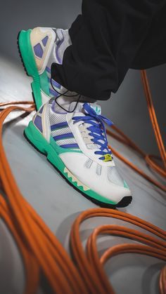 ZX 7000 by Adidas Consortium