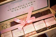 Leckere von Hand geschöpfte Schokoladen vom Chocolatier Gmeiner. Lecker und einfach unwiderstehlich