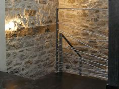 Architecte d'intérieur Lyon : design d'un garde corps - Ocube Architecture