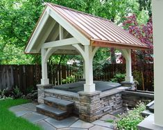 Landscape Hot Tub Design, Pictures, Remodel, Decor and Ideas Would love to do this for ours!