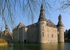 Châteaux Forts Médiévaux de Belgique et Moyen Âge: Château de Jehay