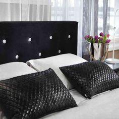 SISILIA koristetyyny 40x60 cm musta - Lennol Oy verkkokauppa