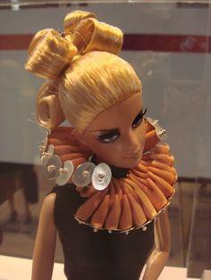 Barbie Costume Paris Show