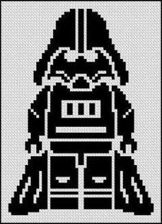 Crochet blanket diy 38 Ideas Crochet Blanket Diy Star Wars For 2019 Cross Stitching, Cross Stitch Embroidery, Embroidery Patterns, Cross Stitch Patterns, Sewing Patterns, Star Wars Quilt, Star Wars Crochet, Crochet Stars, Diy Star