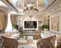 Мосфильмовская 1 – элитный дизайн квартир от Antonovich Design