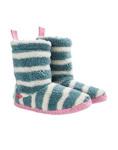 HOMESTEADFluffy Slipper Socks