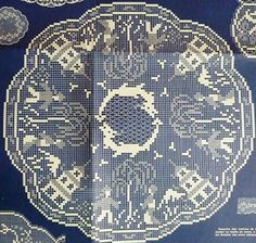 crochet em revista: Motivos orientais
