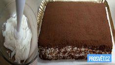 Pro přípravu nejjemnějšího koláči budete potřebovat tvaroh a 4 vajíčka. Jednoduchý a lahodný dezert můžete mít na stole už za pár minut - Good Food, Basket, Healthy Food, Yummy Food