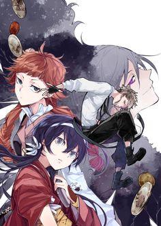 No larger size available Noragami, Anime Characters, Stray Dogs Anime, Bongou Stray Dogs, Bungou Stray Dogs Atsushi, Otaku, Dazai Osamu, Manga Covers, Manga Anime