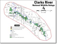 Clarks River National Wildlife Refuge 91 US Hwy 641 North Benton KY 42025