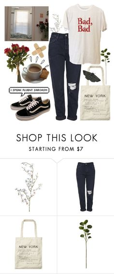 """59"" by ourijimin ❤ liked on Polyvore featuring Pavilion Broadway, Topshop, Old Navy, Vans and Scotch & Soda"