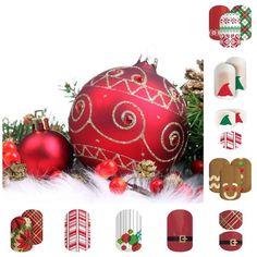 Jamberry Christmas wraps