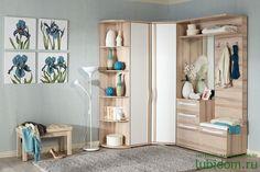 Мебель для прихожей Марта. Модульная серия. Подробнее - http://lubidom.ru/catalog/prikhozhie/marta/