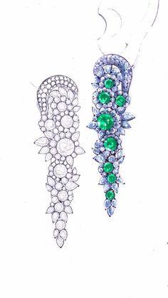 PURPLE by Anki: Bunch of Gemstones