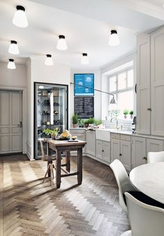 If I ever had any doubts about using pastels in a home, they have all been washed away. I had t...