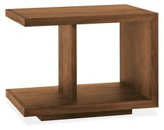 Graham End Table - End Tables - Living - Room & Board