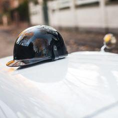 Classic Black Helmet - 1000 Miglia