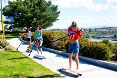 adoro FARM - skate a remo! Stand Up Paddle, Sup Paddle, Sup Surf, Skate Girl, Adoro Farm, Remo, Longboarding, Paddle Boarding, Skateboards