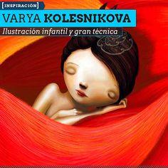 Ilustración infantil y gran técnica de VARYA KOLESNIKOVA Poemas infantiles ilustrados desde Rusia.  Leer más: http://www.colectivobicicleta.com/2013/06/Ilustracion-infantil-de-VARYA-KOLESNIKOVA.html#ixzz2WnWUagCn