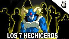 Explicación: Los 7 Hechiceros mas Poderosos de todos los Tiempos - Drago... Dragon Ball, Sonic The Hedgehog, Anime, Batman, Superhero, Fictional Characters, Art, Wizards, Dragons