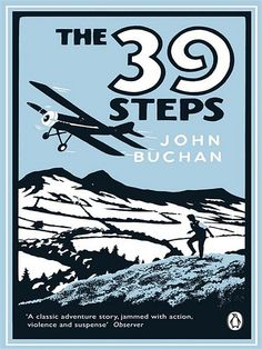 The 39 Steps by John Buchan   # Pinterest++ for iPad #