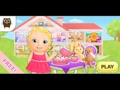 Sweet Baby Girl - Dream House - Apl Android di Google Play