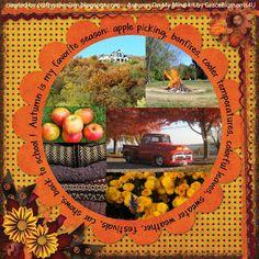 crafty sahm i am: Autumn On My Mind - CT Projects