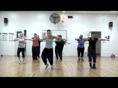 """▶ PITBULL - """"Hotel Room Service"""" - Choreography for Dance Fitness - YouTube"""