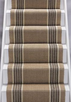 Sisal Stair Runner Tetouan is a sleek modern carpet with hidden depth, To adopt a piece of Morocco for your home click here. Great prices, Fast Delivery