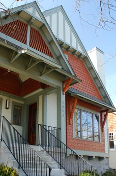 Cool Porch, Platinum Leed Certified! William Johnson Architect in Nashville, Tennessee   Residential Gallery