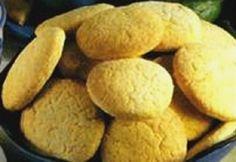 Receita de Bolachas de Manteiga | Doces Regionais