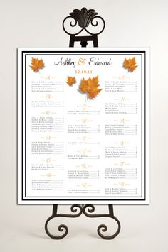 Seating chart (alphabetical) rather than placecards (placecards at tables by seat). Thoughts?!!