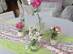 decoración estilo vintage en fiesta de 15 años
