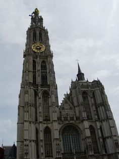 Cathedral of Our Lady in Anvers