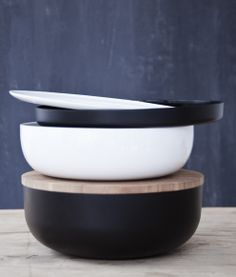 :: PRODUCTS :: adore the work of NORM ARCHITECTS, lovely server set #products - love this!
