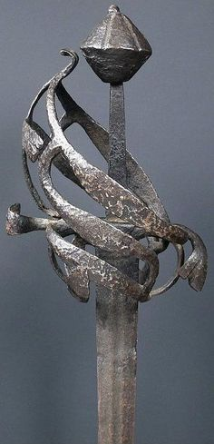 This sword is allegedly an ancestor example of the classic Schiavona.
