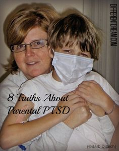 These 8 truths about PTSD in parents of kids with special needs from Barb Dittrich offer practical advice and encouragement to families. Special Needs Mom, Special Needs Kids, Anxiety Therapy, Cognitive Behavior, Stress Disorders, Anxiety Disorder, Sensory Issues, Anxiety In Children