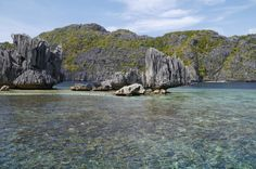""":)"" by TravelPod blogger marco-2010 from the entry ""El Nido!"" on Wednesday, May 18, 2016 in El Nido, Philippines Les Philippines, Blog Entry, Wednesday, River, Outdoor, Outdoors, Rivers, Outdoor Games"