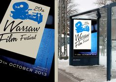 Warsaw Film Festival - poster