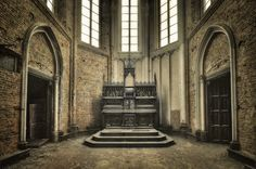 'Blue Christ Church VI' by Darkstyle Pictures