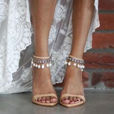 Exclusively Most Demanding new Style Designs Anklets for Bridals: