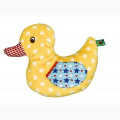 Spiegelburg Rassel Ente BabyGlück
